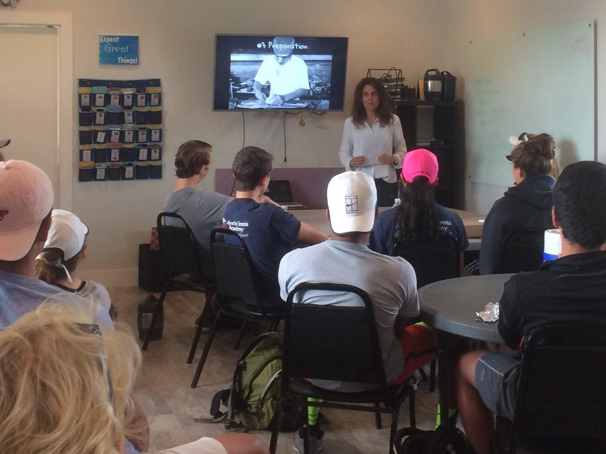 Austin Tennis Academy | Primary College Prep Blog